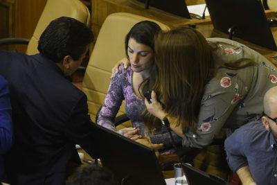 Maite Orsini presenta licencia médica y no podrá asistir a comisión de Ética por reunión con Palma Salamanca
