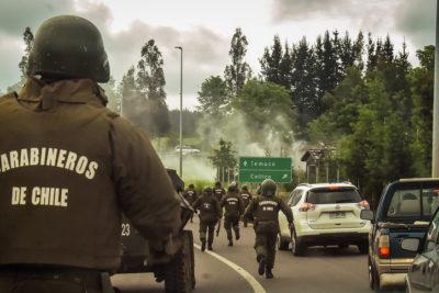 Fiscalía recibe videos de Carabineros de operativo que terminó con la muerte de Camilo Catrillanca