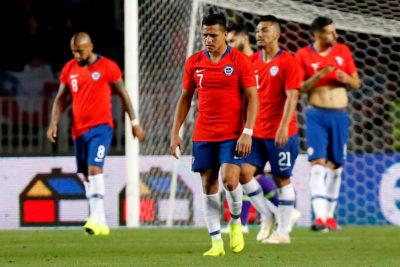 VIDEO   Alarma Roja: Selección cayó ante Costa Rica en debut de Rueda en Chile