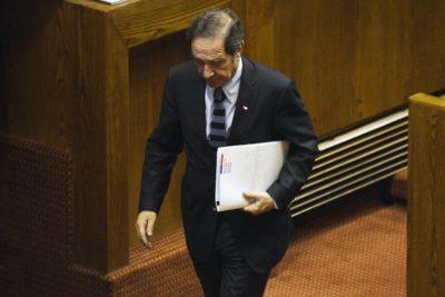 Chile Vamos irá al TC por proyecto que limita libertades a criminales de DD.HH.