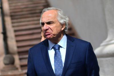 Suspenden comisión por Catrillanca tras caída de Chadwick en La Moneda: terminó con fractura y esguince