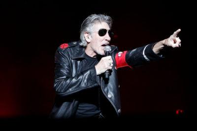 """Roger Waters tilda de """"neofascistas"""" a Bolsonaro y Trump"""