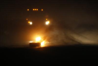 Manifestaciones en La Araucanía: cortes en Ruta 5 deja un lesionado
