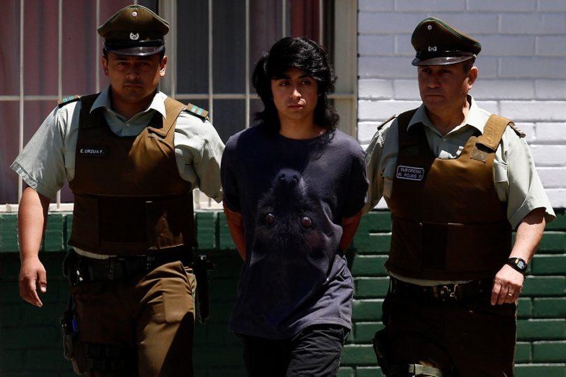 """""""No es agradable ver que presos se asesinen entre sí"""": la carta desde Santiago 1 que le atribuyen a Kevin Garrido del Caso Bombas"""