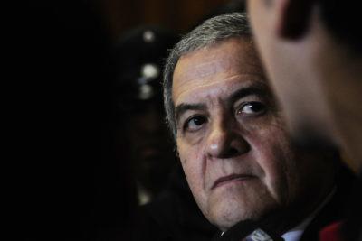 Ministro Carroza condena a ex agentes de la CNI por homicidio en Estación Central