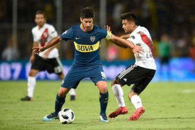 Final de Copa Libertadores entre Boca Juniors y River Plate se suspende por lluvias