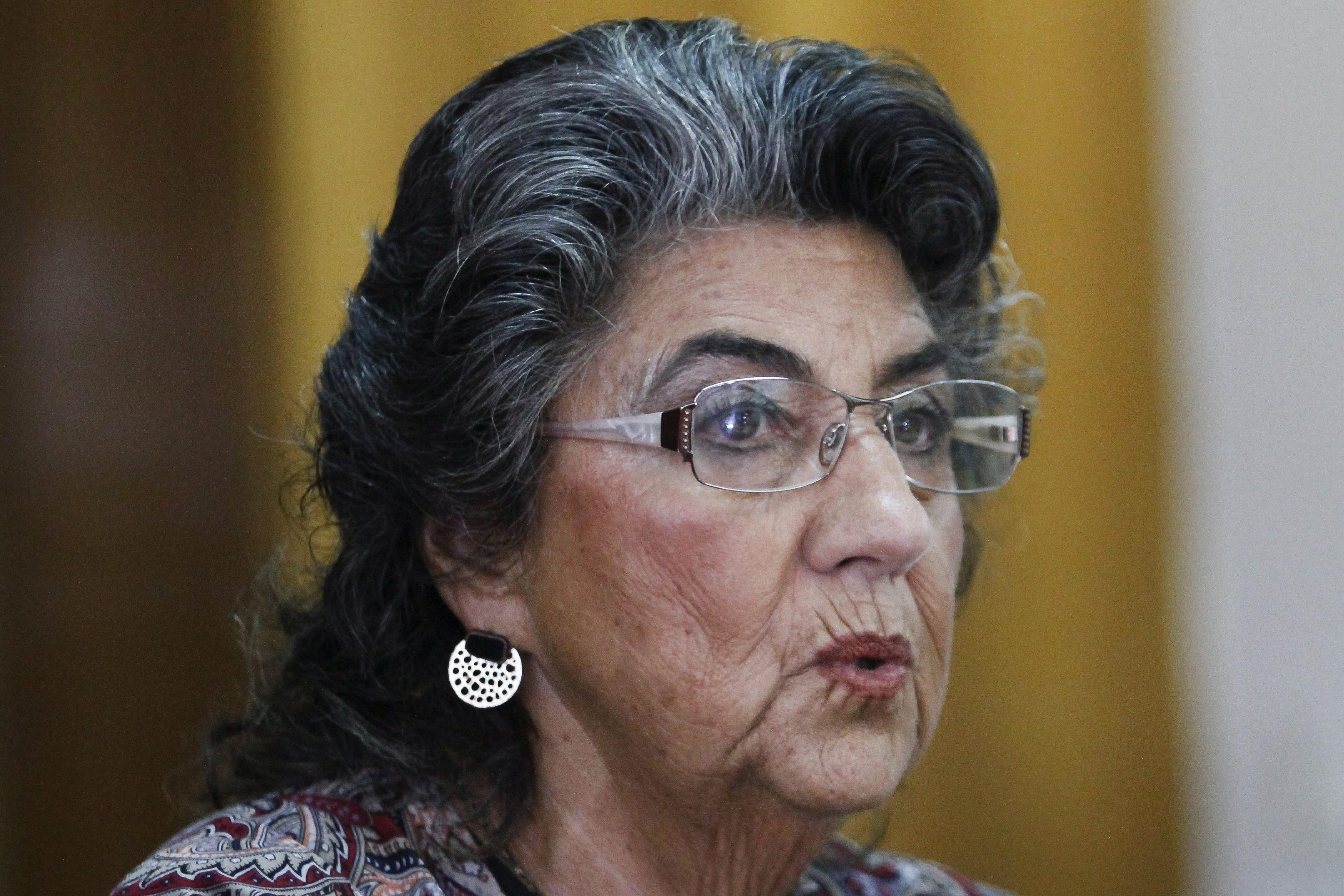 """""""Alcaldesa Reginato se desentiende de devolución de moái a Rapa Nui:"""
