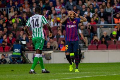 """DT del Barcelona: """"Arturo Vidal puede ser titular en cualquier momento"""""""