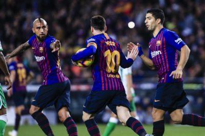 Prensa española adelanta la mejor noticia para Arturo Vidal: será titular en partidazo del fin de semana