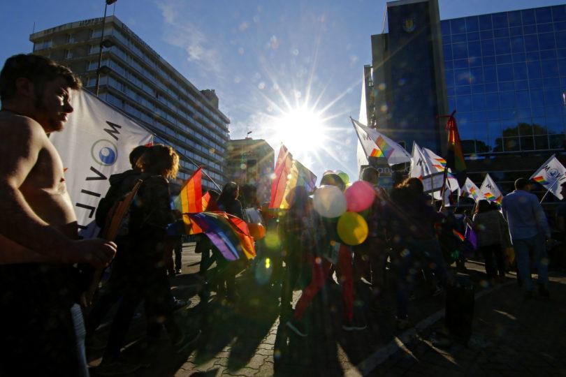 Ex soldado que denunció al Ejército por homofobia se presentará como transformista en marcha por matrimonio igualitario