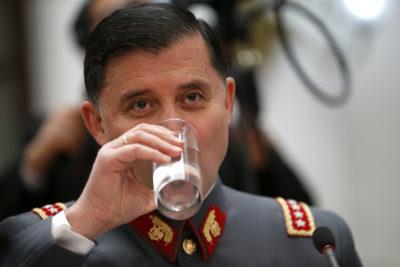 General Martínez: cinco suboficiales son investigados por venta de armas