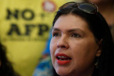 """""""Es desquiciado"""": Bárbara Figueroa cuestiona cambios a indemnización por años de servicio"""