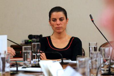 """Diputada Maite Orsini y Comisión de Ética: """"Estoy disponible a dar la cara"""""""