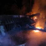 Al menos 6 atentados incendiarios en últimas horas en zona del conflicto mapuche