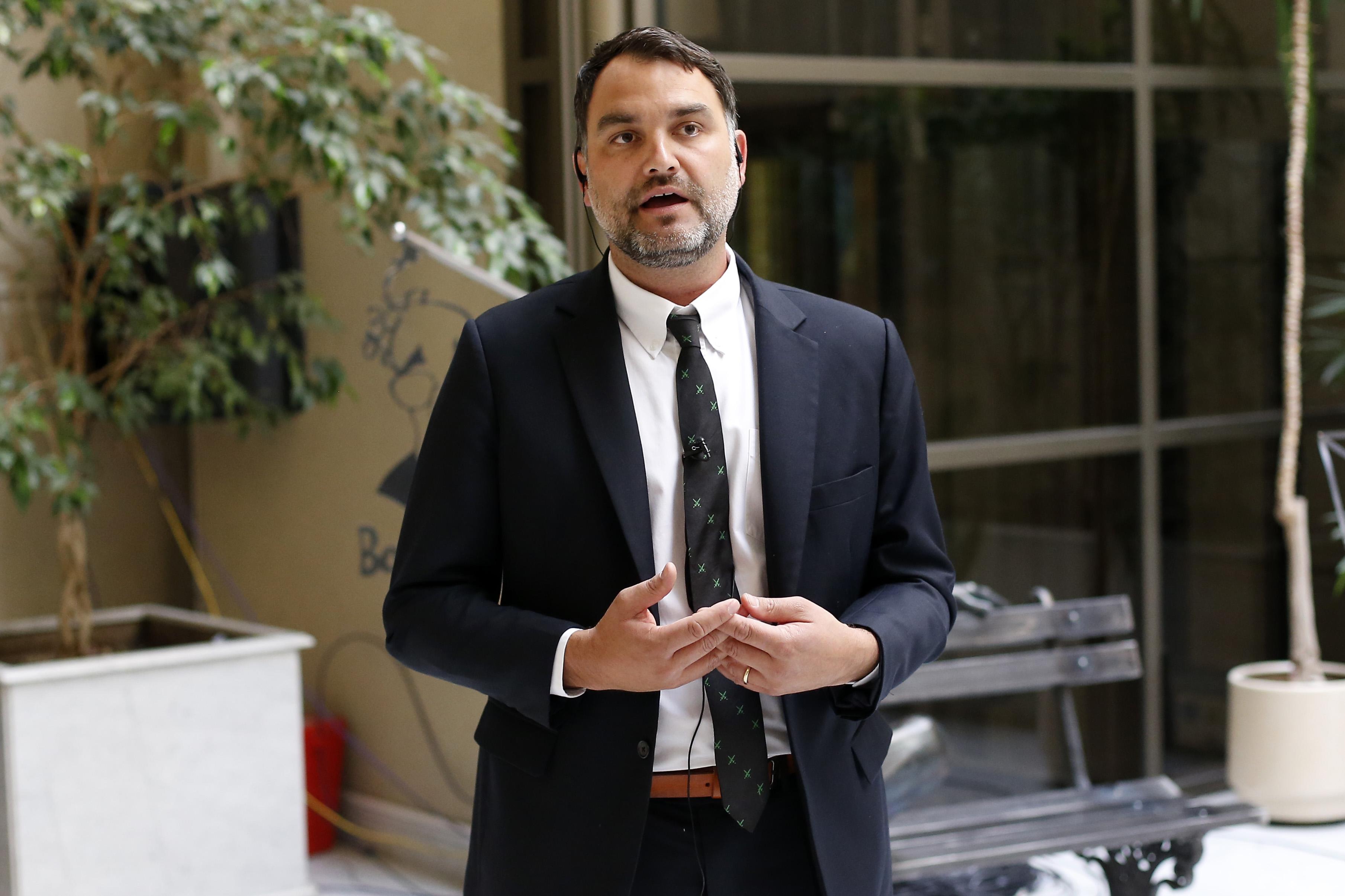"""""""Elecciones UDI: Macaya acusa que JVR usó padrón del partido para hacer campaña y contactarlos de manera directa"""""""