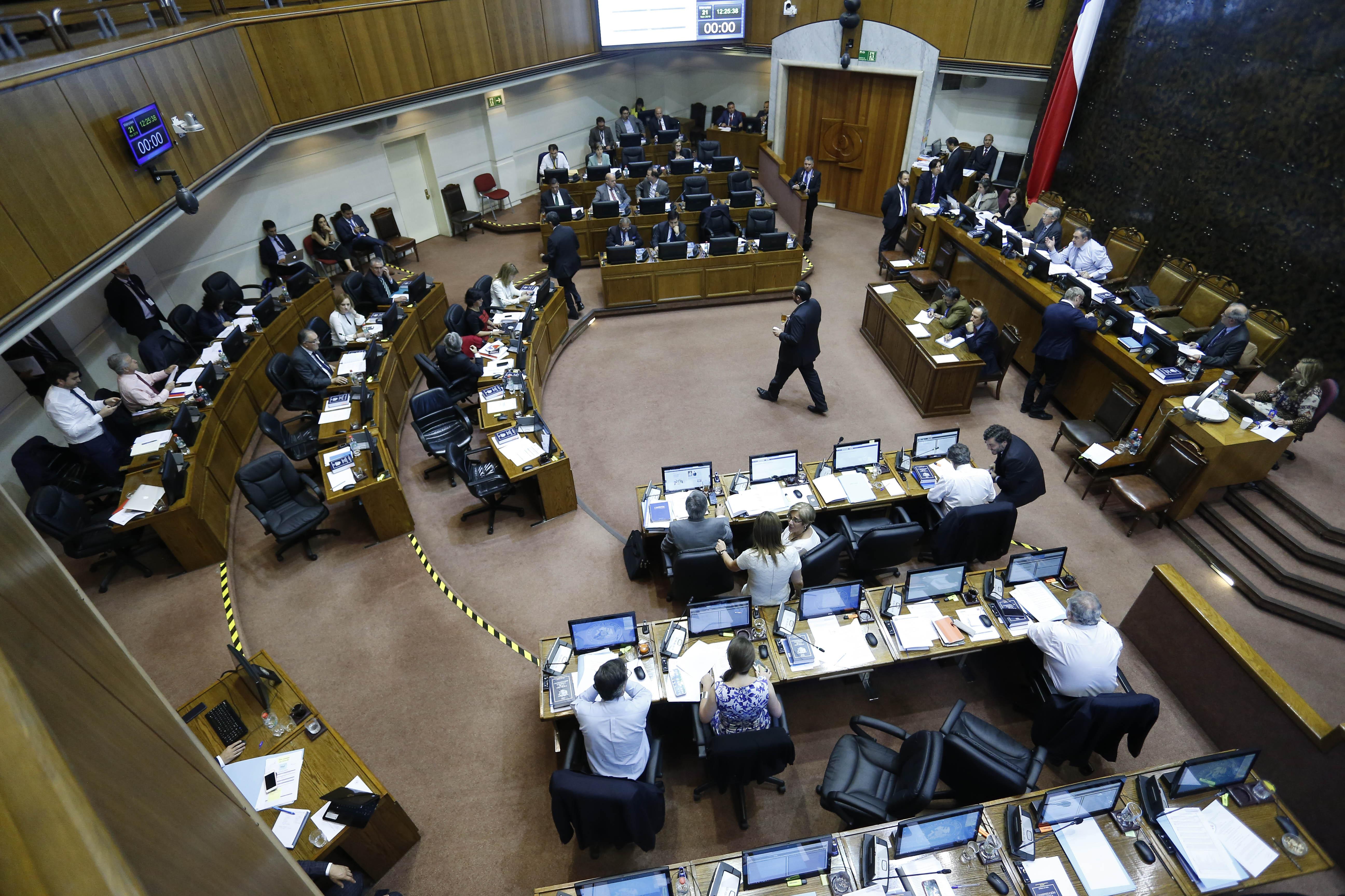 Presupuesto 2019: Senado rebaja gastos reservados de Carabineros