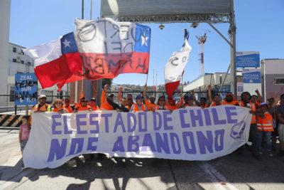 Senadores de Valparaíso llaman de manera trasversal a diálogo por paro portuario