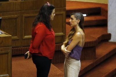 Comisión de Ética de la Cámara admite recurso de la UDI contra Orsini y Boric por cita con ex frentista