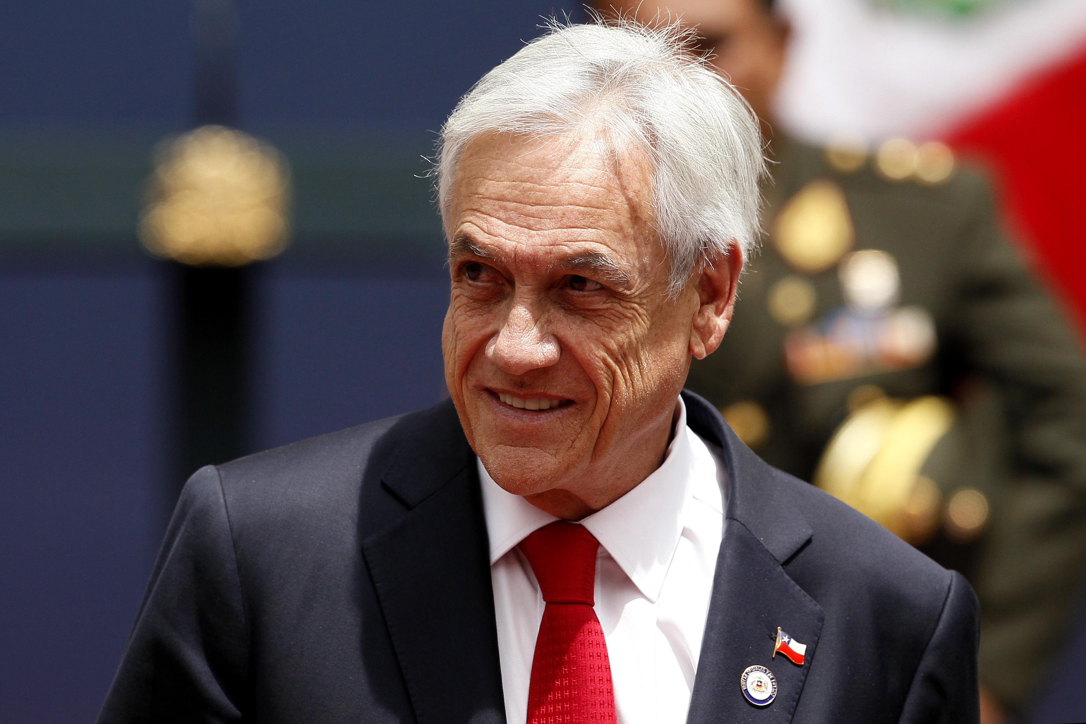 Piñera encabeza acto por Ley de Identidad de Género