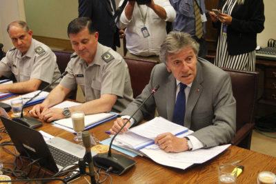 """Ministro Espina: pensiones se abordarán """"en forma transparente"""" en modernización de FF.AA."""