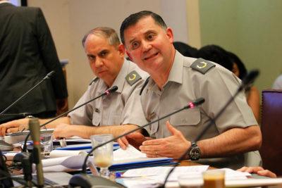"""Tráfico de armas: jefe del Ejército denunciará a oficial que filtró grabación """"ilegal"""""""