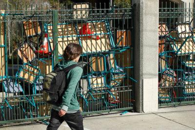 """Estudiantes de la Universidad del Pacífico piden que ministra de Educación """"dé la cara y se haga cargo"""""""