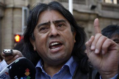 """Aucán Huilcamán rechaza interpelación a Chadwick: """"Constituye un simple aprovechamiento político"""""""
