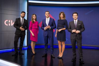 Chilevisión anuncia la salida de su director de prensa Pablo Badilla y alista cambios en jefaturas