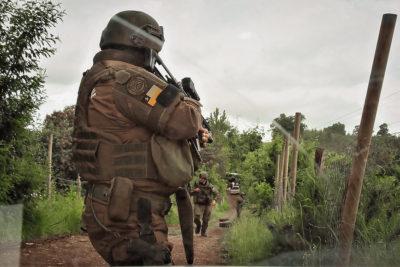 Curso Comando Jungla cuesta US$3.500 por uniformado y dura 4 meses