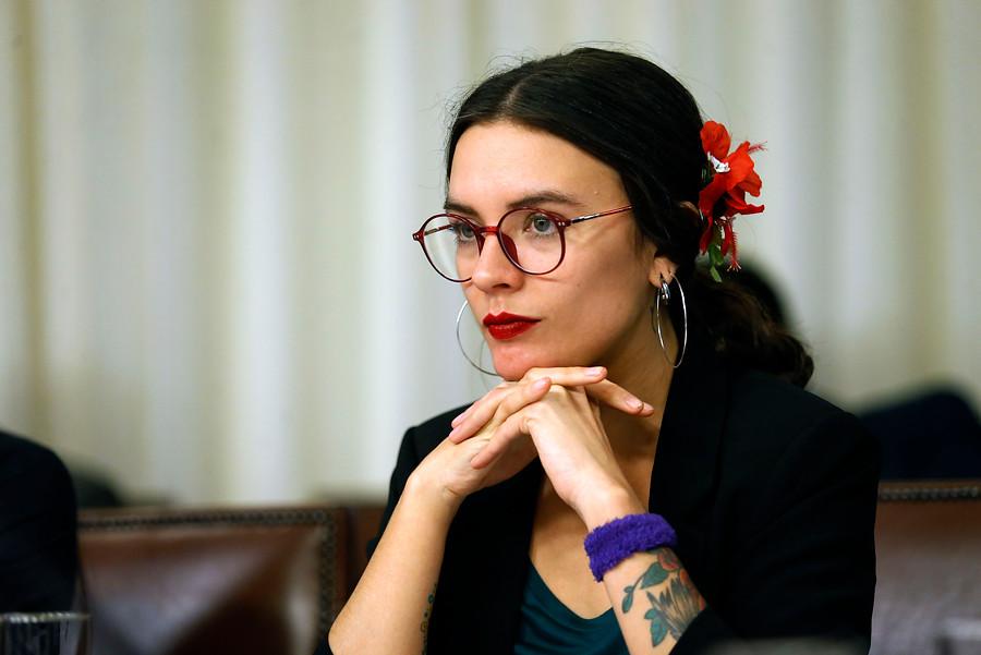"""""""Camila Vallejo presidirá la comisión de Seguridad Ciudadana el próximo año"""""""