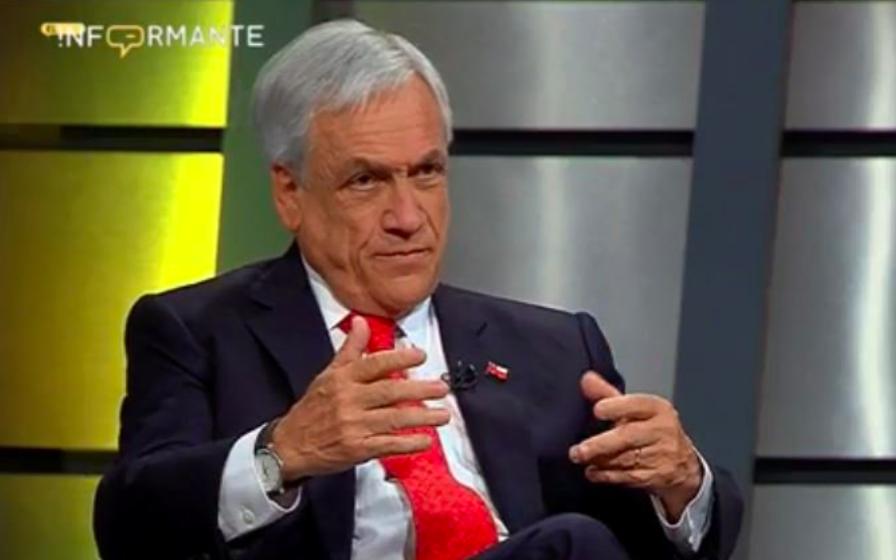 """Piñera: """"No es que militares enloquecieron el 11 de septiembre de 1973, la democracia venía enferma"""""""