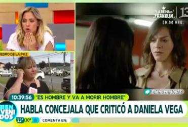 Concejala RN se molestó con el Bienvenidos por no entender su postura sobre Daniela Vega