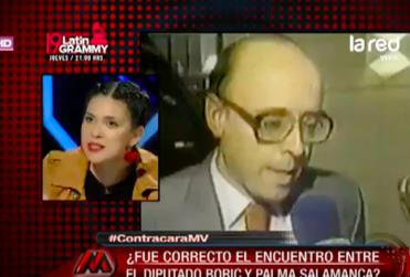 Round entre Karol Cariola y Francisco Chahuán por reunión Boric-Palma