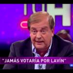 VIDEO |La pregunta personal con la que Joaquín Lavín sorprendió a Francisco Vidal en pleno programa de TVN