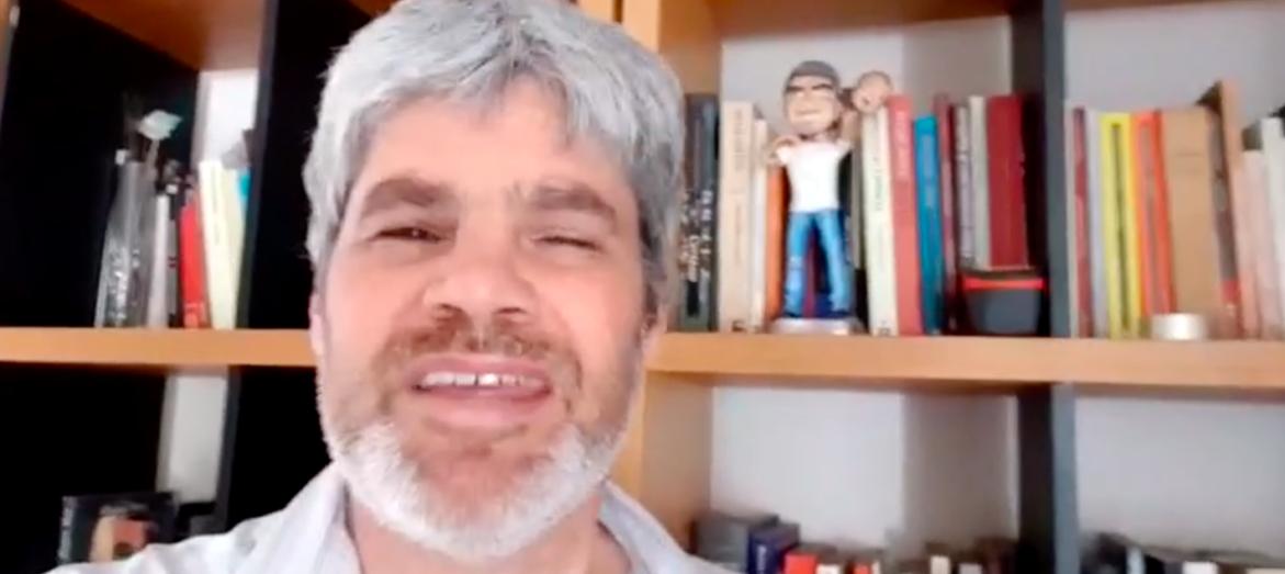 Los 60 segundos más duros de Juan Cristóbal Guarello contra Piñera y el Comando Jungla