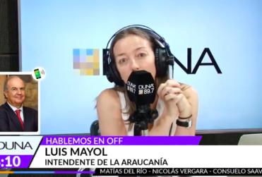 VIDEO | Intendente Mayol quiso empatar asesinato de Catrillanca con Operación Huracán, pero nunca esperó respuesta de Consuelo Saavedra