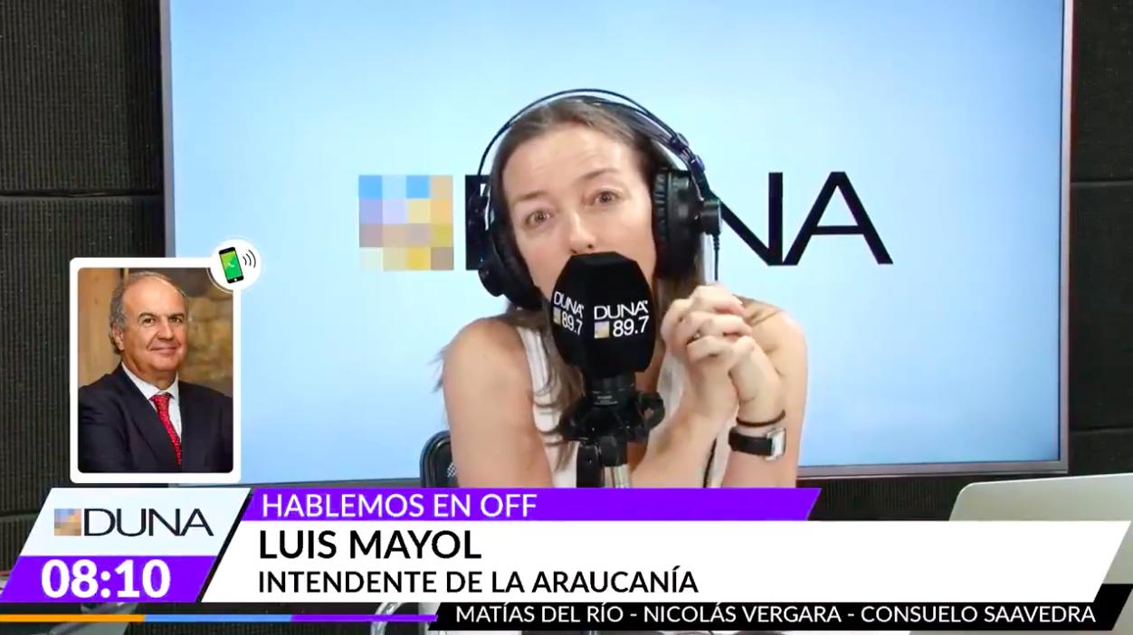 VIDEO   Intendente Mayol quiso empatar asesinato de Catrillanca con Operación Huracán, pero nunca esperó respuesta de Consuelo Saavedra