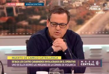 Cristián Bofill defiende al Gobierno por muerte de Catrillanca