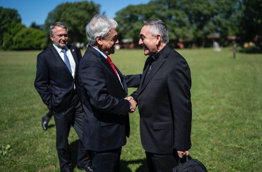 """Obispo de Temuco pide """"mayor celeridad"""" en políticas indígenas"""