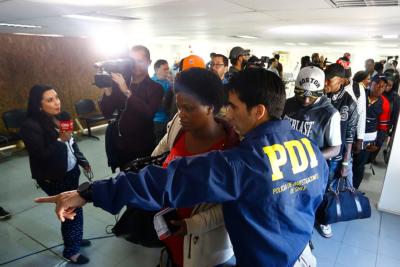 179 pasajeros viajarán a Haití en segundo avión del Plan Retorno