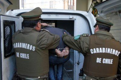 Delincuente fue reprendido por su madre en plena comisaría de Valparaíso