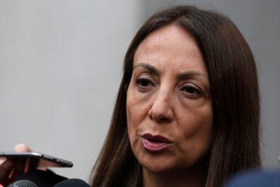 """Ministra Pérez pide a la oposición """"más respeto por los habitantes de La Araucanía"""" tras anuncio de interpelación"""