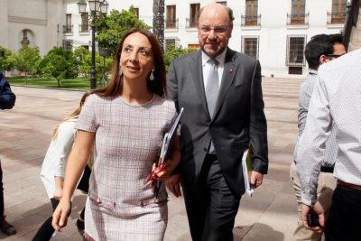 Cecilia Pérez descarta idea de la UDI de citar al Cosena por situación de La Araucanía
