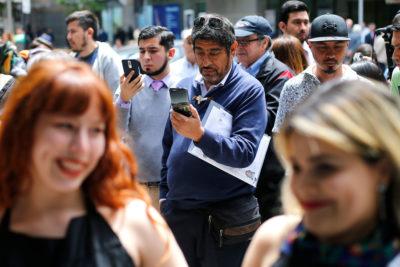 Sernac revela que los servicios de telefonía móvil acumulan el 40% de los reclamos de consumidores