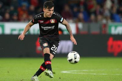 """Charles Aránguiz infla el pecho: """"Es un orgullo ser capitán del Leverkusen"""""""