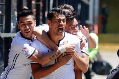 """Colo Colo celebra después de 91 días: """"Para nosotros esto era una final"""""""