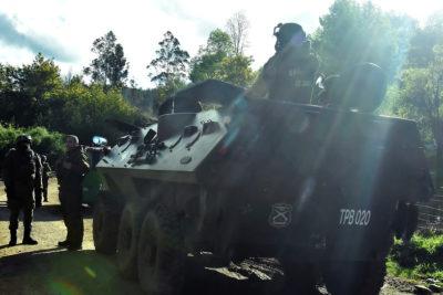 Carabinero dado de baja por Caso Catrillanca estuvo en el rescate de los 33 mineros