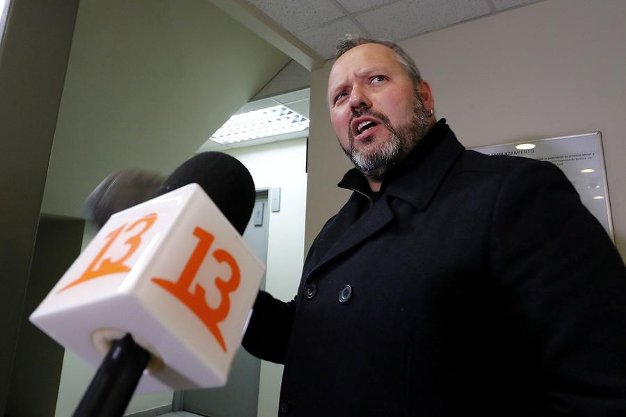 """""""Justicia cita a Sebastián Dávalos y a Canal 13 a una audiencia de conciliación"""""""