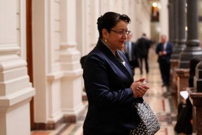 """Corte Suprema ordena reintegrar a Dorothy Pérez y Bermudez asegura: """"Contraloría acata y cumple los fallos"""""""