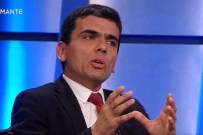 """Carlos Gajardo: """"Si una institución miente a su general director y no se da cuenta, es un problema grave"""""""